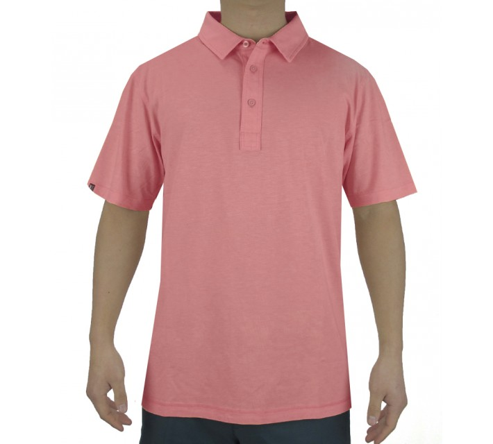 LINKSOUL COTTON END STRIPE POLO NECTAR - SS16