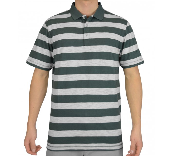 LINKSOUL INNOSOFT COTTON YD STRIPE CYPRESS - SS15