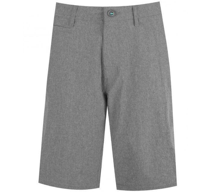LINKSOUL 4 WAY STRETCH BOARDWALKER SHORT DK GREY - AW15
