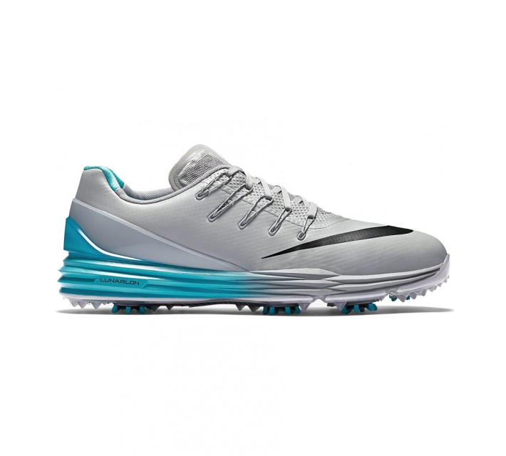 NIKE LUNAR CONTROL 4 GOLF SHOE WOLF GREY - SS16 CLOSEOUT