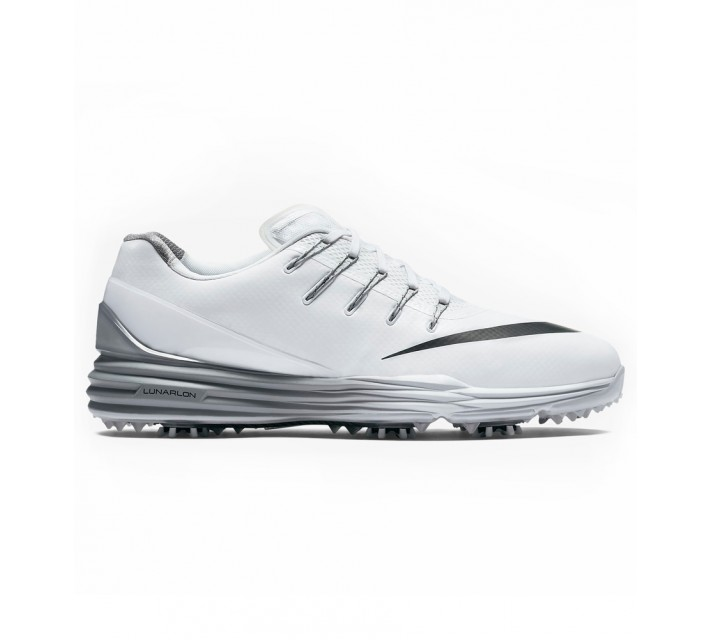 NIKE LUNAR CONTROL 4 GOLF SHOE WHITE - AW16 CLOSEOUT
