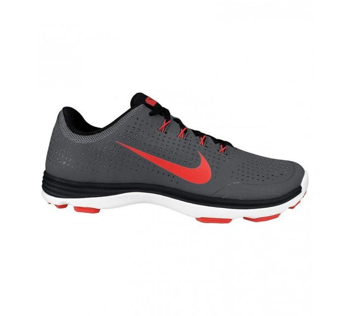 NIKE LUNAR CYPRESS GOLF SHOE DARK GREY - AW15 CLOSEOUT