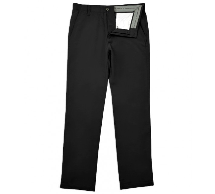 UNDER ARMOUR MATCH PLAY PANT BLACK - AW16