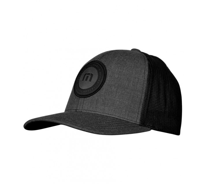 TRAVISMATHEW MAY HAT HEATHER CHARCOAL - AW16