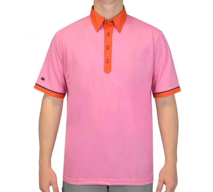 G-MAC MCMESH POLO CANDY - SS15