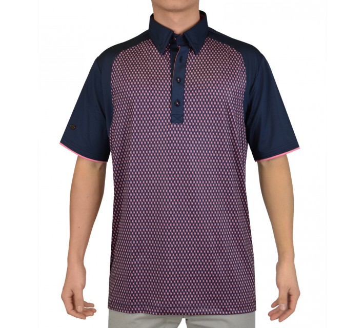 G-MAC MCRATHLIN POLO NAVY - SS15