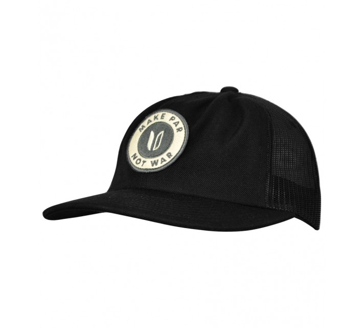 LINKSOUL MESH TRUCKER HAT BLACK - AW16