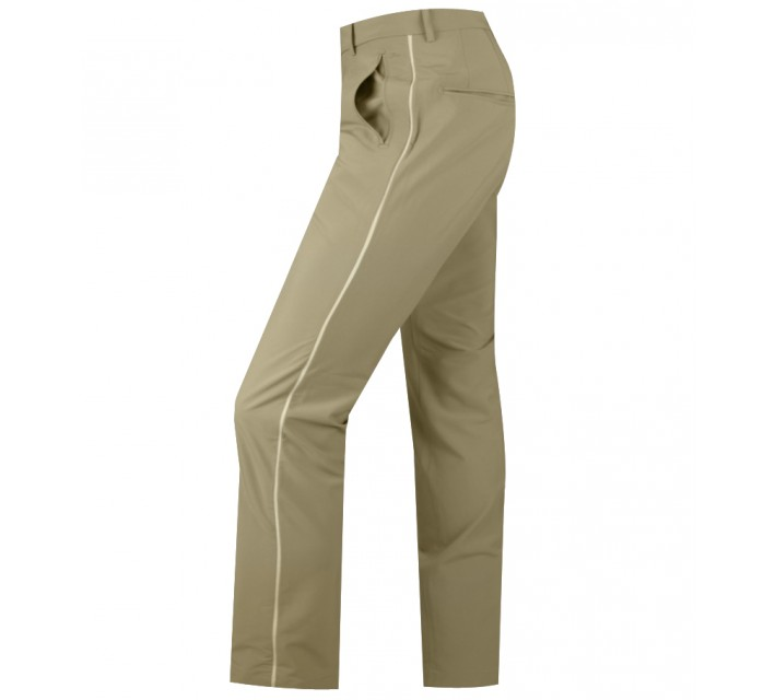J. LINDEBERG GUSTEN MICRO STRETCH PANTS BEIGE - AW15