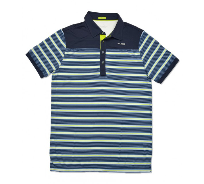 SLIGO MITCHELL GOLF POLO NAVY - SS16