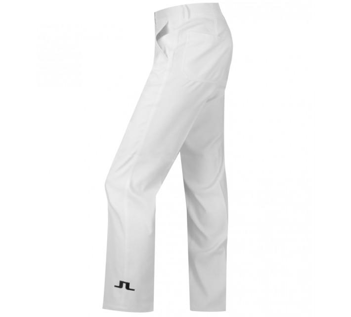 J. LINDEBERG TOUR MICRO STRETCH GOLF PANTS WHITE - AW15