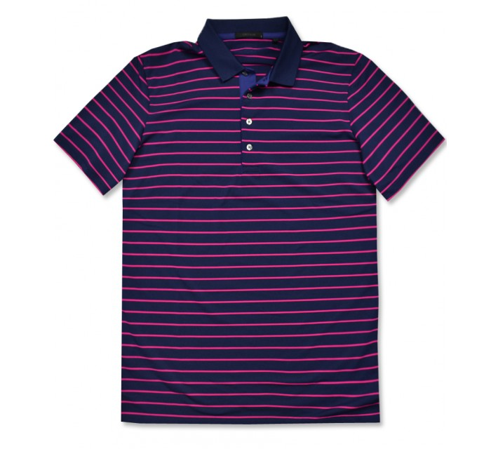 GREYSON MOHANSIC POLO RIVER/FLAMINGO - AW16