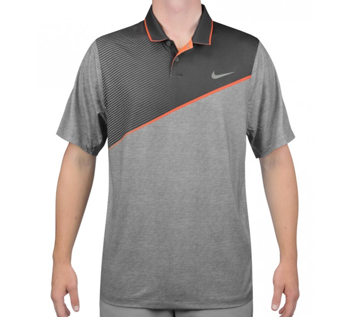 NIKE MOMENTUM 26 POLO COOL GREY - AW15 CLOSEOUT