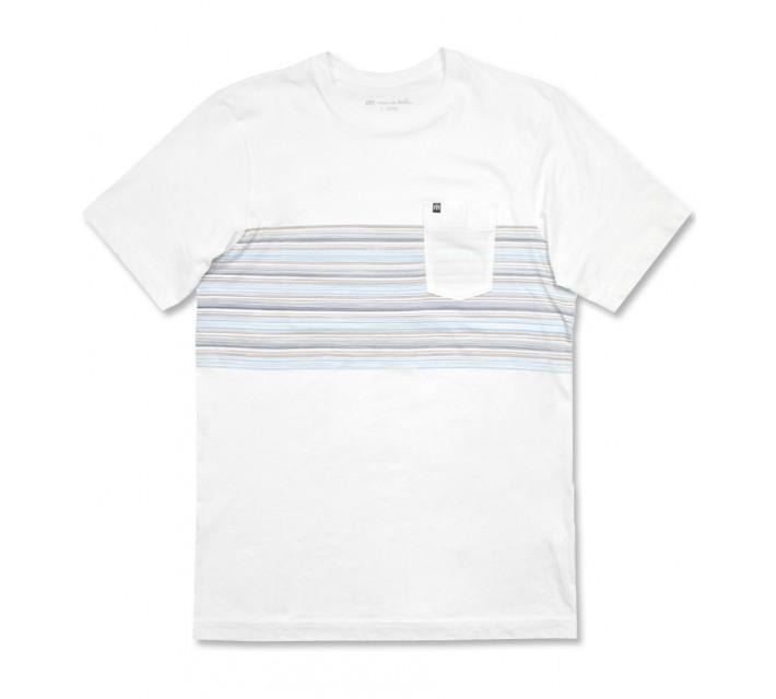 TRAVISMATHEW MONDESI T-SHIRT WHITE - AW16
