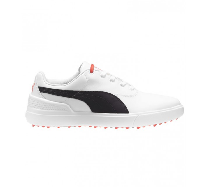 PUMA MONOLITE V2 GOLF SHOE WHITE/PERISCOPE - AW16