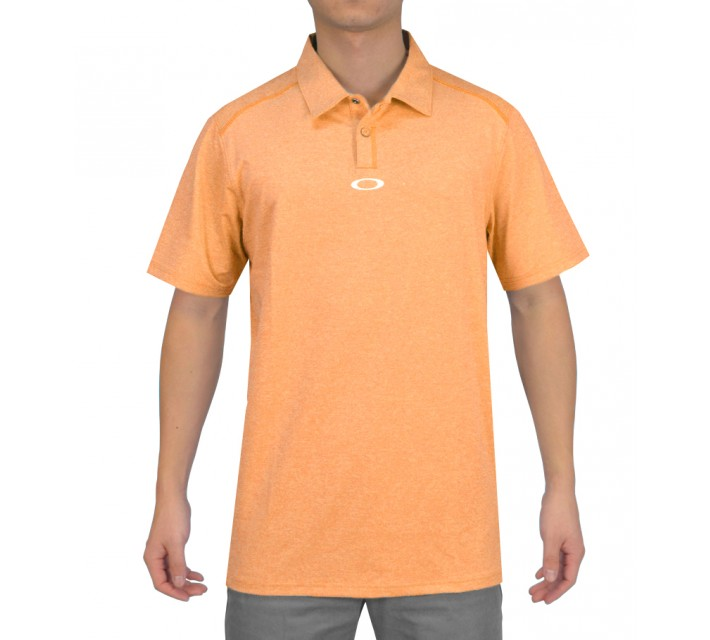 OAKLEY NEWLYN POLO AUTUMN GLORY - SS15