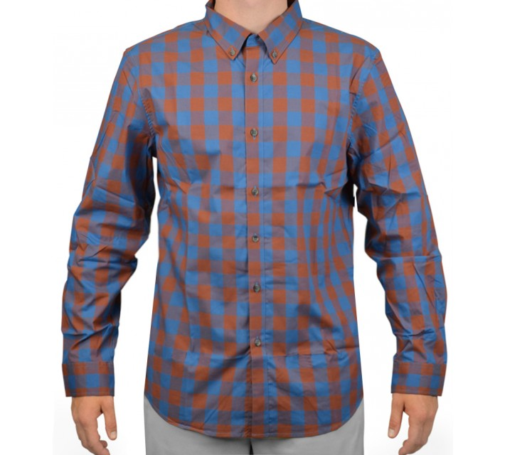 OAKLEY NIGHT OUT WOVEN SHIRT LATTE - AW15
