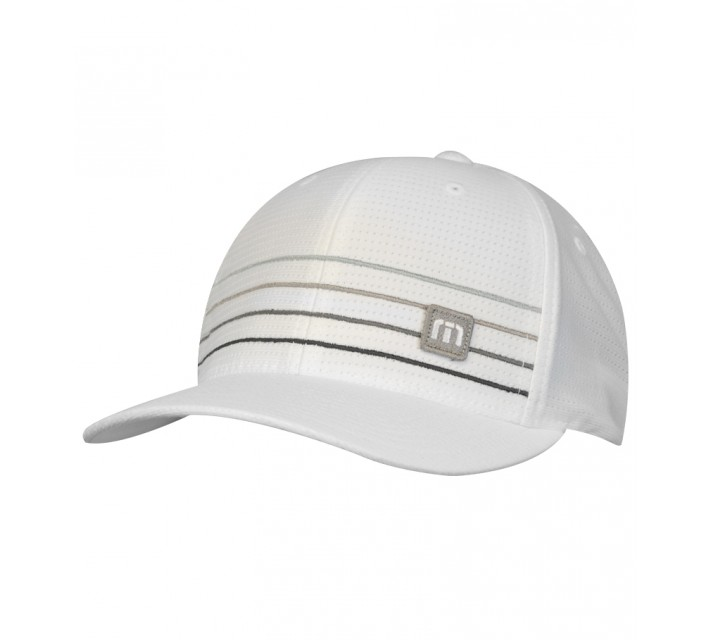 TRAVISMATHEW NO CHANCE HAT WHITE - SS15