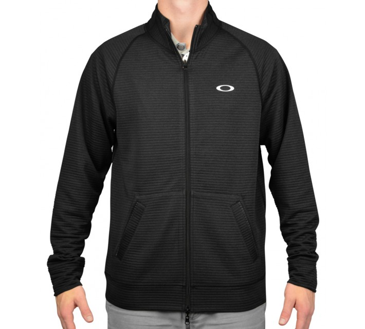 OAKLEY NOLAN REVERSIBLE JACKET 2.0 JET BLACK - AW15
