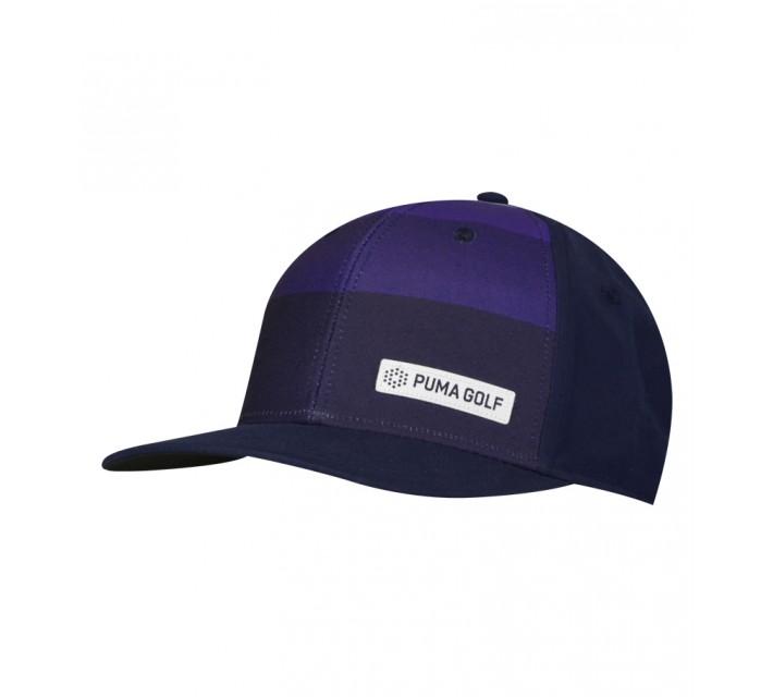PUMA NOVELTY GRAPHIC ADJUSTABLE CAP NAVY - AW15