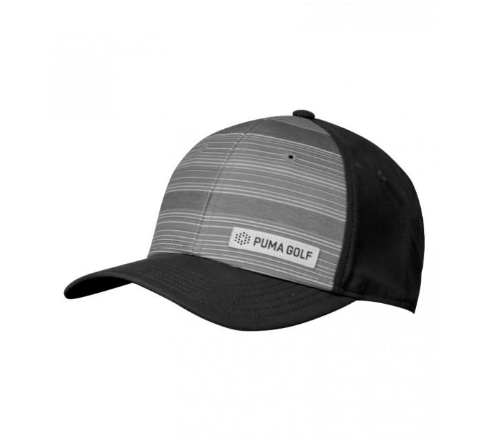 PUMA NOVELTY GRAPHIC ADJUSTABLE CAP BLACK - SS15