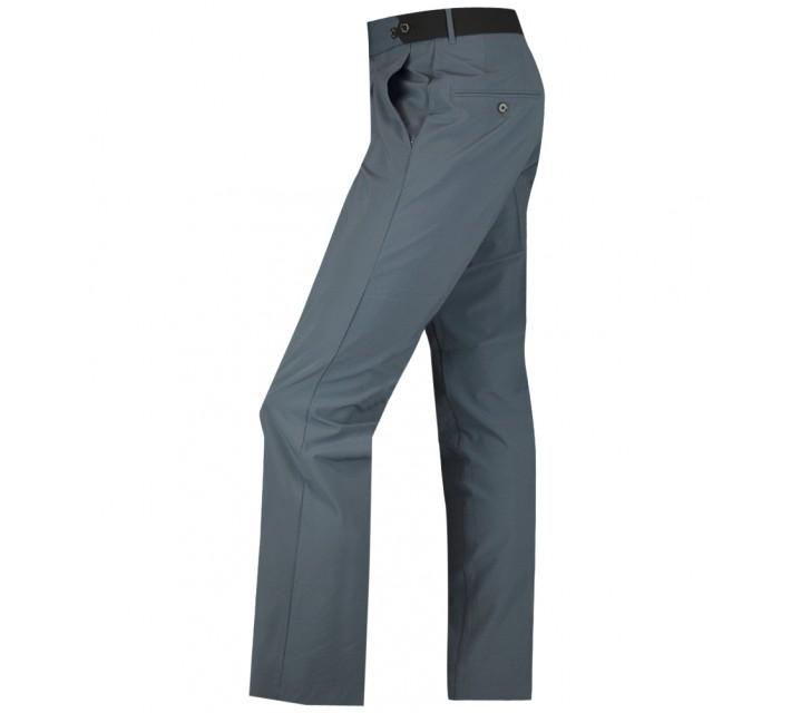 J. LINDEBERG ODEN NARROW MICRO STRETCH PANTS DK GREY - AW15