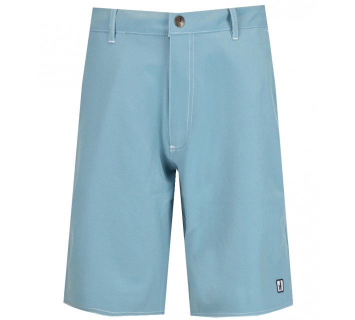 JOHNNIE-O OFFSHORE SHORT MILKY BLUE - AW15