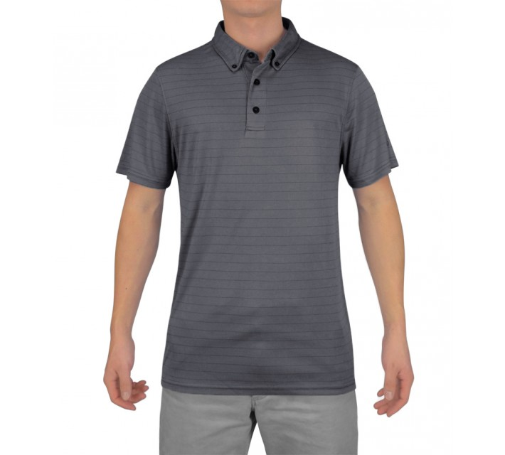 ABACUS OLLE GOLF POLO NAVY - SS15