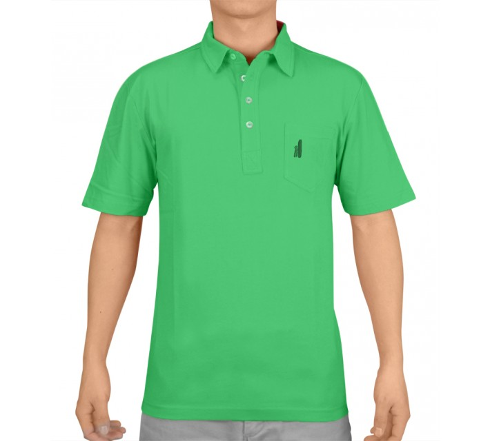 JOHNNIE-O THE ORIGINAL POLO SPEARMINT - SS16