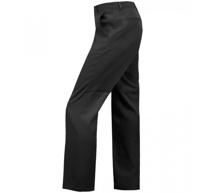 SLIGO SOLID GOLF PANTS BLACK - CORE