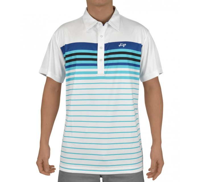 SLIGO PEARSON GOLF POLO PATRIOT BLUE - SS15
