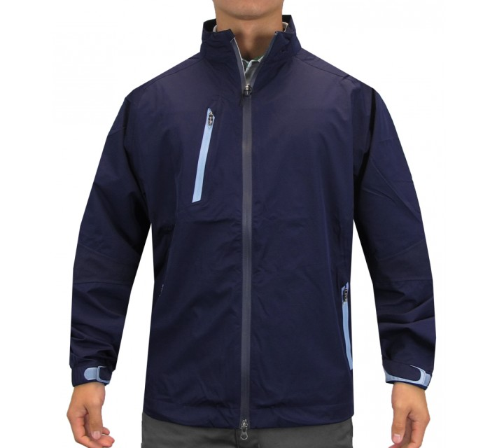 ZERO RESTRICTION PINNACLE JACKET NAVY - SS15