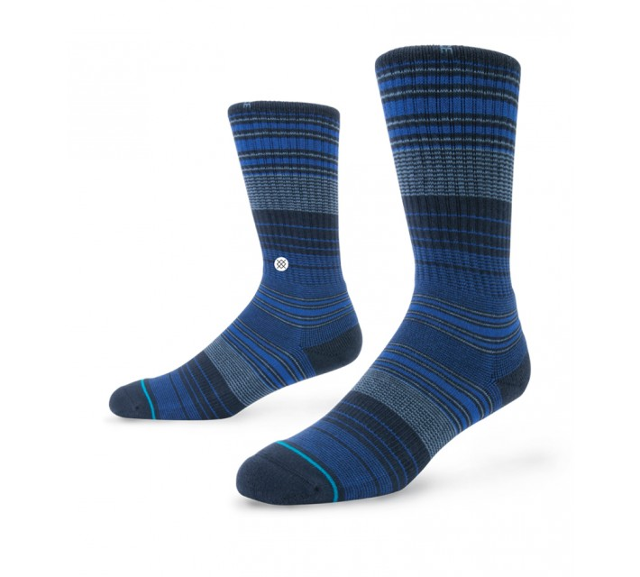STANCE GOLF SOCKS PINNED BLUE - AW15