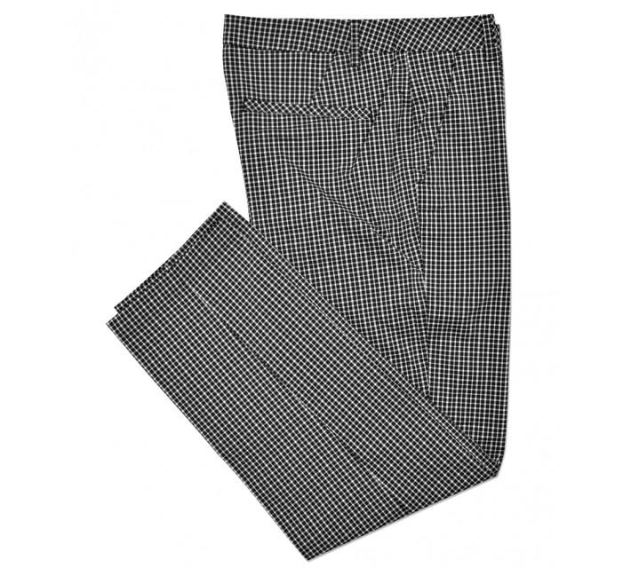 PUMA PLAID TECH PANT BLACK - SS16
