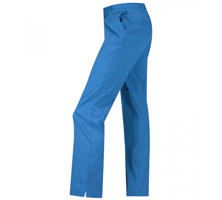 NIKE FLAT FRONT PANT PHOTO BLUE - AW15 CLOSEOUT
