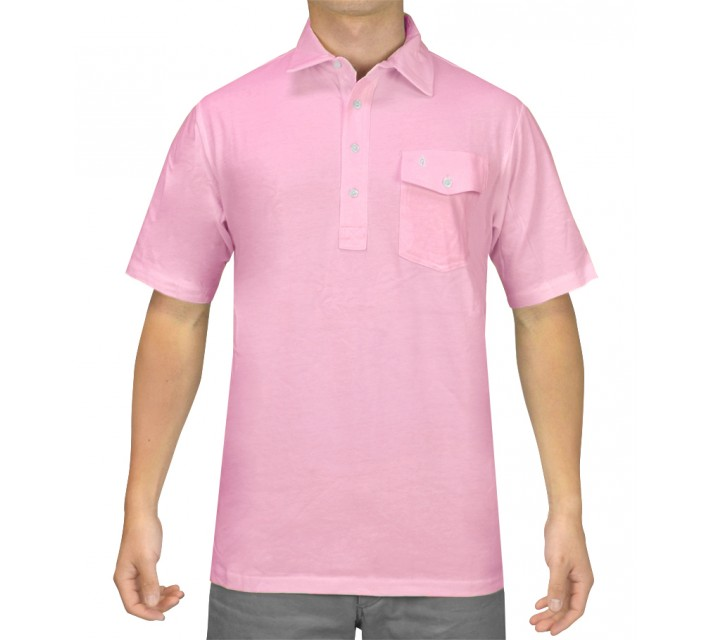 CRIQUET THE PLAYERS SHIRT MAN CANDY PINK - SS15