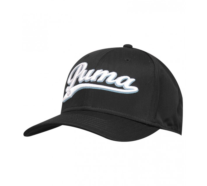 PUMA SCRIPT COOL CELL RELAXED CAP BLACK - AW15