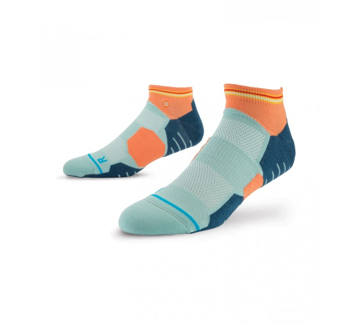 STANCE GOLF SOCKS POCO LOW BLUE - AW15
