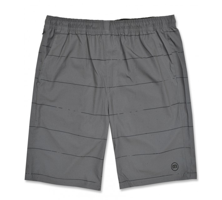 TRAVISMATHEW RED POLK SHORTS QUIET SHADE - AW16