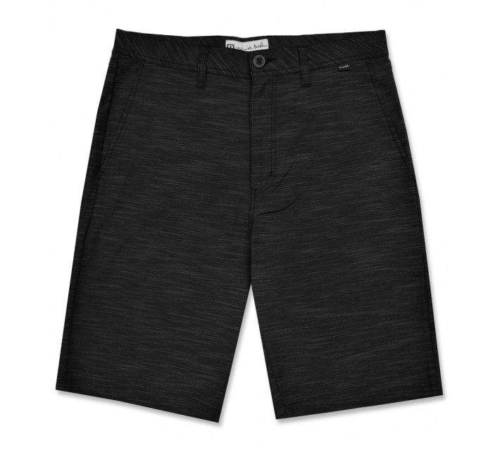 TRAVISMATHEW PORTERHOUSE SHORTS BLACK - AW16