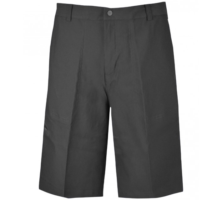 TIGER WOODS PRACTICE SHORT DARK GREY - AW15 CLOSEOUT