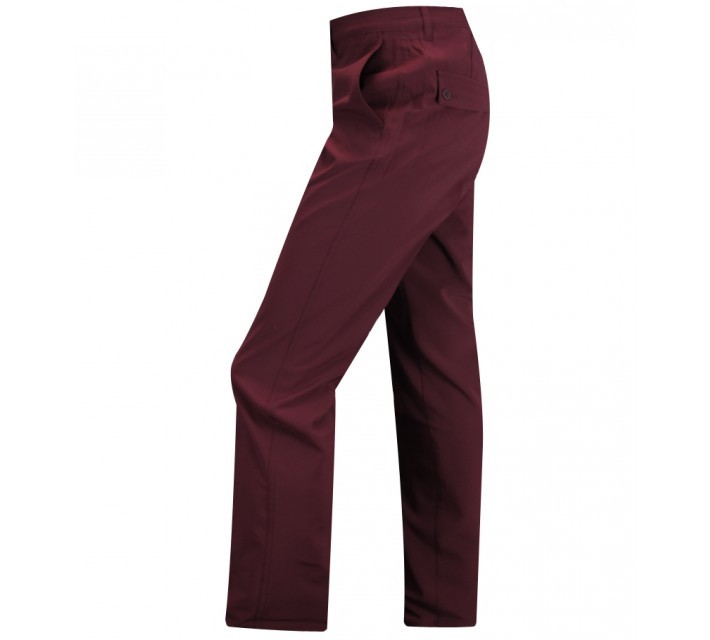 DEVEREUX PRESCOTT GOLF PANTS CLARET - SS16