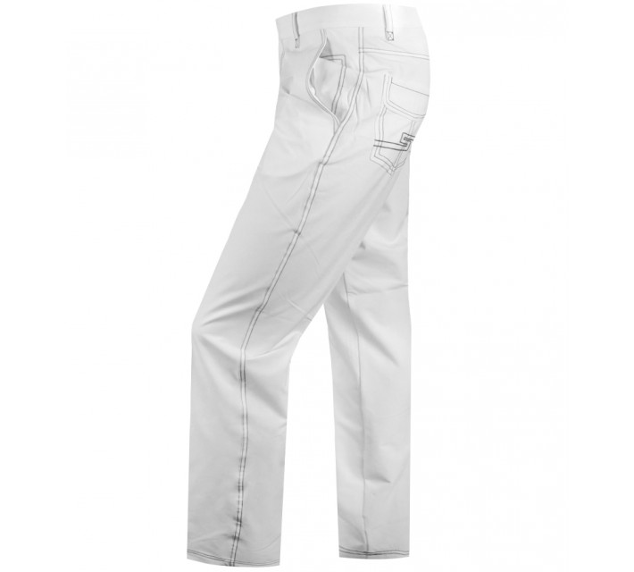 SLIGO PRESTON GOLF PANTS WHITE - AW15
