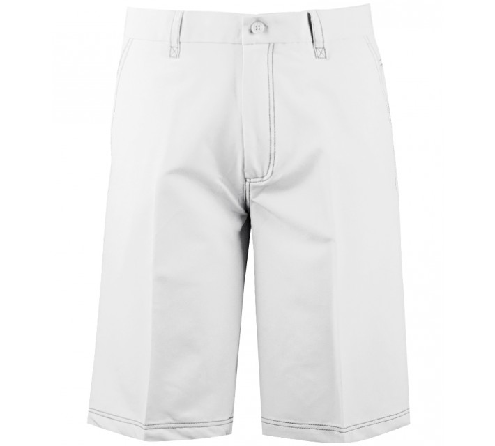 SLIGO PRESTON GOLF SHORTS WHITE - AW15