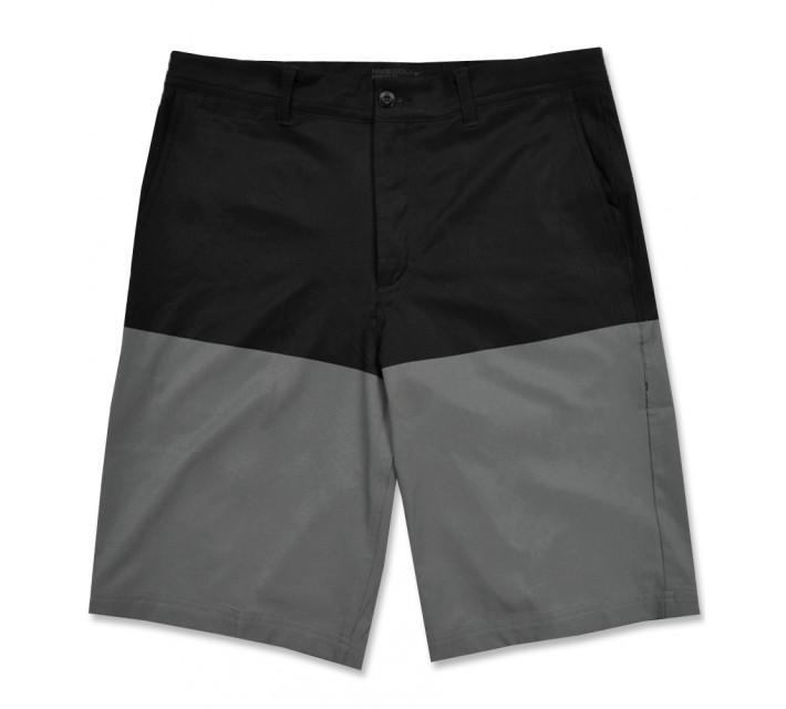 NIKE PRINT SHORT BLACK - AW16 CLOSEOUT