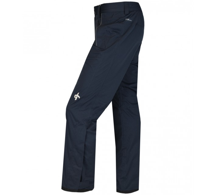 CROSS PRO RAIN PANTS NAVY SOLID - AW15
