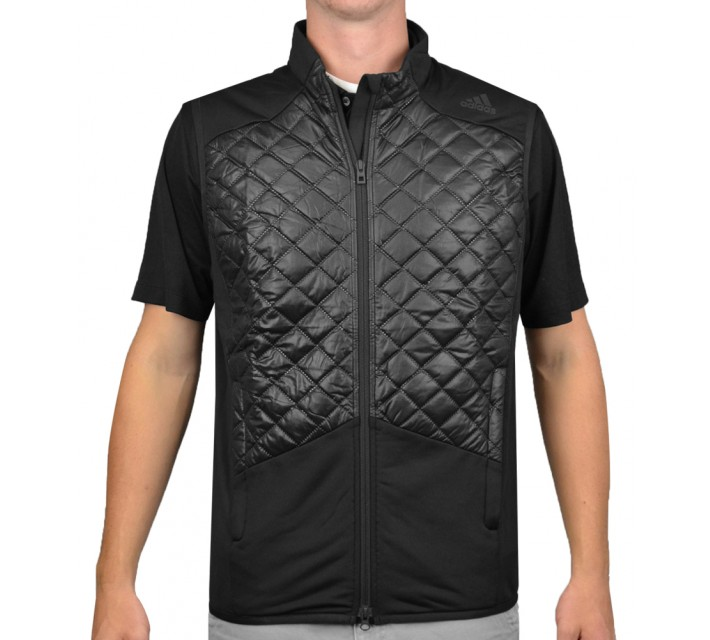 ADIDAS CLIMAHEAT PRIME FILL VEST BLACK - AW15