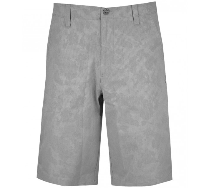 UNDER ARMOUR PUNCH SHOT ROVER SHORT STEEL - SS16