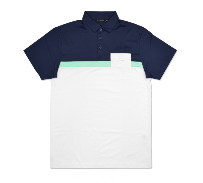 DEVEREUX REED POLO NAVY - SS16