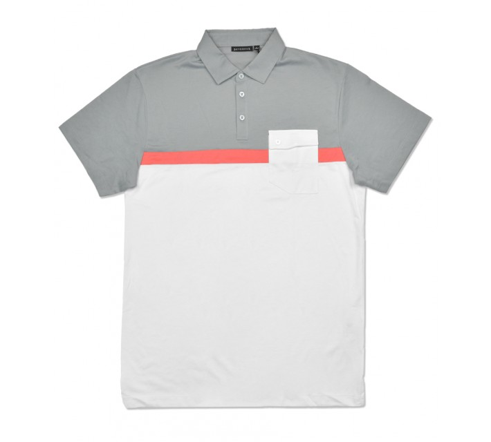 DEVEREUX REED POLO STEEL - SS16