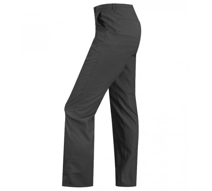 SLIGO PATTERN GOLF PANTS BLACK SEERSUCKER - AW15